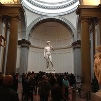 Foto scattata a Galleria dell'Accademia da Miguel d. il 11/3/2012