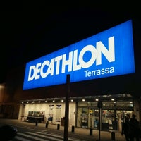 Photo taken at Decathlon by David R. on 11/15/2016