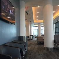 Photo taken at Delta Sky Club by Ryan D. on 6/26/2017