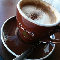 Photo taken at Campo's Coffee Crows Nest by Karam on 8/20/2013