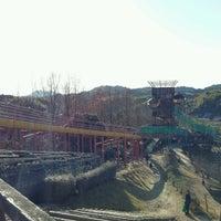 Photo taken at 四季の郷公園 by Goegoe 0. on 2/19/2017