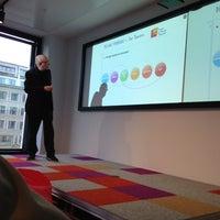 Photo taken at Google Berlin by Sten on 1/29/2013