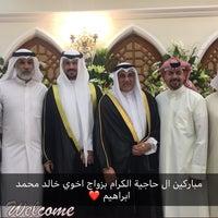 Photo taken at صالة الميلم للافراح - العديلية by YOUSEF A. on 4/19/2018