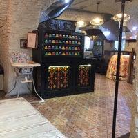 Снимок сделан в Казан Баран. Кафе плотного питания пользователем Алёна Л. 11/17/2015