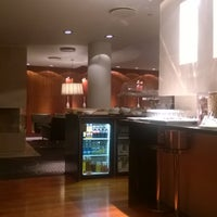 Photo taken at Hilton Executive Lounge by Cam S. A. on 10/29/2015