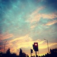 Photo taken at Arbury by Gareth on 10/18/2012