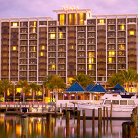 Photo taken at Hyatt Regency Sarasota by Hyatt Regency Sarasota on 10/28/2015