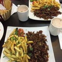 Photo taken at Istanbul Mezze Grill by Farhana M. on 2/9/2016