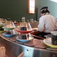 Photo taken at Sushi Circle by Ariane R. on 11/11/2015