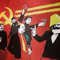 Foto tirada no(a) Bar Praça Vermelha por Ricardo M. em 12/27/2012