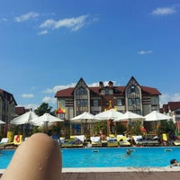 Photo taken at Великий Луг by Елена Р. on 6/27/2016