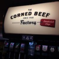 Foto scattata a The Corned Beef Factory da Piper il 4/9/2016