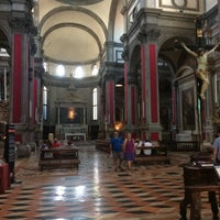 Photo taken at Chiesa di San Salvador by Toon R. on 8/7/2017