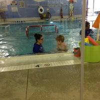 Photo taken at Little Otter Swim School by liz l. on 1/26/2013