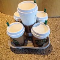Photo taken at Starbucks by Clark N. on 10/4/2014