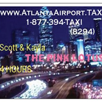 Photo taken at AtlantaAirport.Taxi by AtlantaAirport.Taxi on 6/24/2016