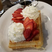 Photo taken at Le Petit Belge by Adrian T. on 2/21/2018