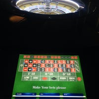 Photo taken at Casino BWIN by Misel S. on 10/30/2015