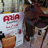 Photo taken at Aria Leather | چرم آريا by Masoud Z. on 5/22/2016