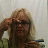 Photo taken at Cilantro Hair Spa by Kelly J. on 6/12/2013