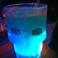 Photo taken at Spirits On Bourbon by Sara S. on 4/24/2013