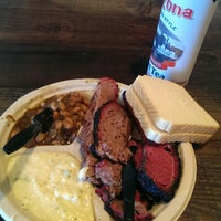 Photo taken at Little Miss BBQ by Brian T. on 10/16/2014