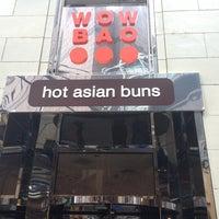 Photo taken at Wow Bao by David H. on 2/8/2013