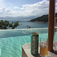 Photo taken at Six Senses Ninh Van Bay by Liza F. on 10/31/2015