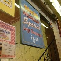 Photo taken at Joe's Steaks + Soda Shop by Net D. on 4/17/2013