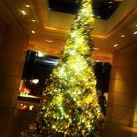 Photo taken at The Portman Ritz-Carlton, Shanghai by William S W. on 12/13/2012