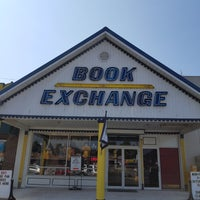 Photo taken at The Book Exchange by Miss Vicki on 8/2/2017