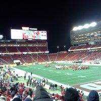 12/31/2014 tarihinde Melissa C.ziyaretçi tarafından Levi's Stadium'de çekilen fotoğraf