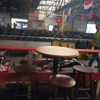 Photo taken at Goodwill Karting by Kelly G. on 5/2/2017