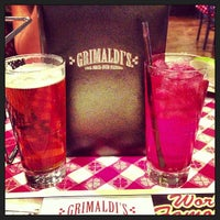 Photo taken at Grimaldi's Pizzeria by Paul S. on 7/17/2013