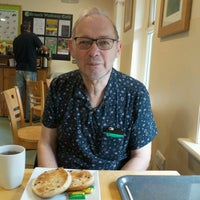 Photo taken at Branch Walkway Cafe by Colin B. on 10/7/2016