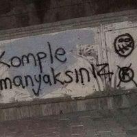 Photo taken at Zeki Müren Parkı by Ahmet S. on 9/6/2017