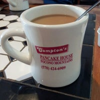 Photo taken at Compton's Pancake House by Kevin N. on 1/27/2013