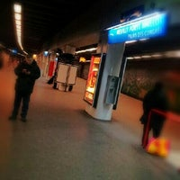 Photo taken at RER Neuilly — Porte Maillot [C] by stef on 2/28/2013