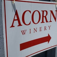 Photo taken at ACORN Winery by Shannon L. on 5/29/2014
