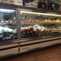 Photo taken at Foggia Italian Market by Ivie Anne H. on 9/14/2012