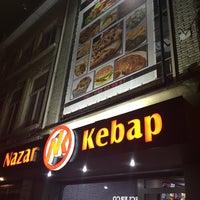 Photo taken at Nazar Kebab & Pizza by Mehmet A. on 11/14/2015