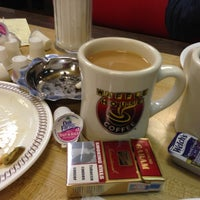 Photo taken at Waffle House by Deepak A. on 11/16/2012