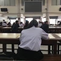 Photo taken at โรงอาหารใหญ่ by T O N G. on 1/25/2018