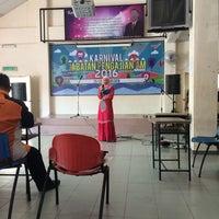 Photo taken at Ruang Legar Koperasi Politeknik Port Dickson by Hidayah Y. on 1/27/2016