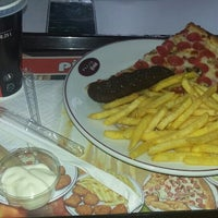 Photo taken at Pizza Gold by 👑İrem K. on 1/21/2016