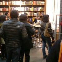 Photo taken at Librería Contrapunto by Alejandra L. on 7/3/2016