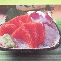 Photo taken at Sushi Bar by François B. on 9/5/2014