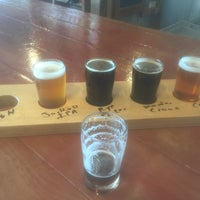 Photo taken at Skookum Brewery by John B. on 4/16/2016