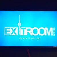 Das Foto wurde bei EXITROOM Berlin - Live Escape Game von Theresa E. am 7/15/2016 aufgenommen