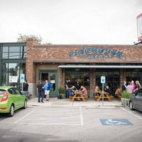 Photo taken at Pinthouse Pizza by Pinthouse Pizza on 5/9/2016